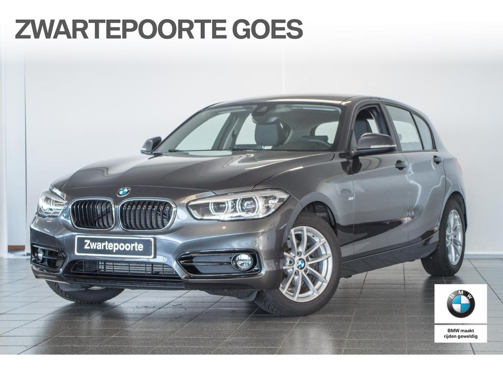 Bmw 1 serie 118i high executive .
