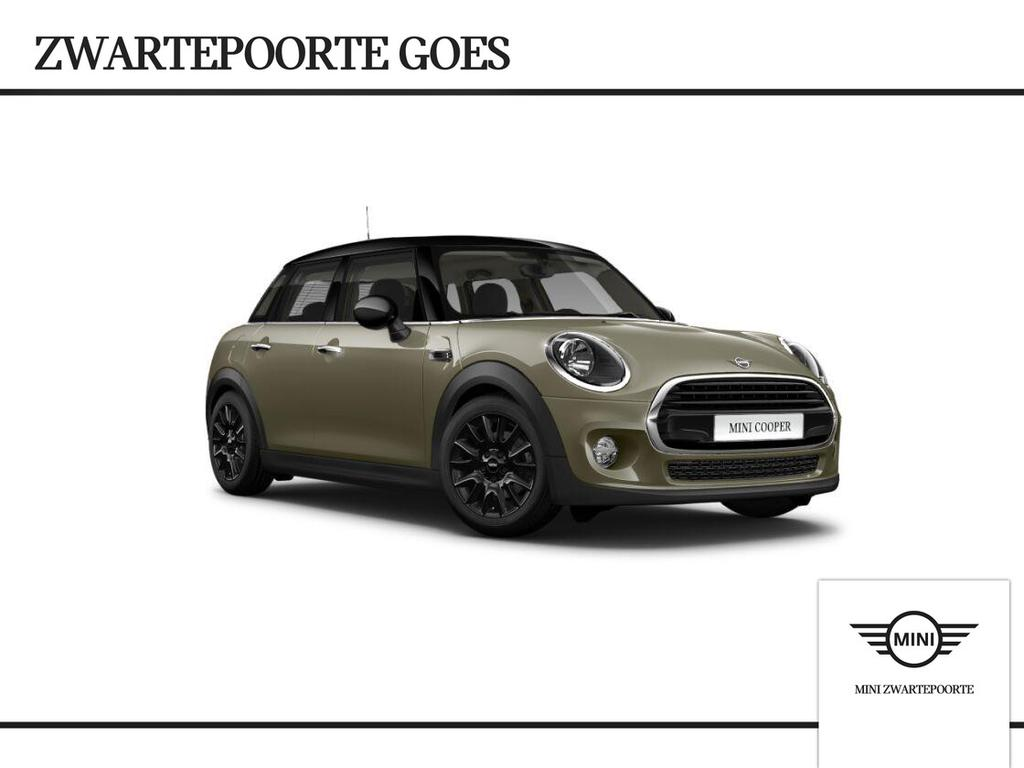 Mini 5 drs 1.5 cooper pepper