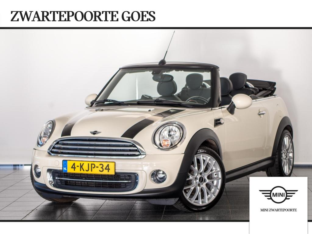 Mini Cabrio 1.6 cooper businessline