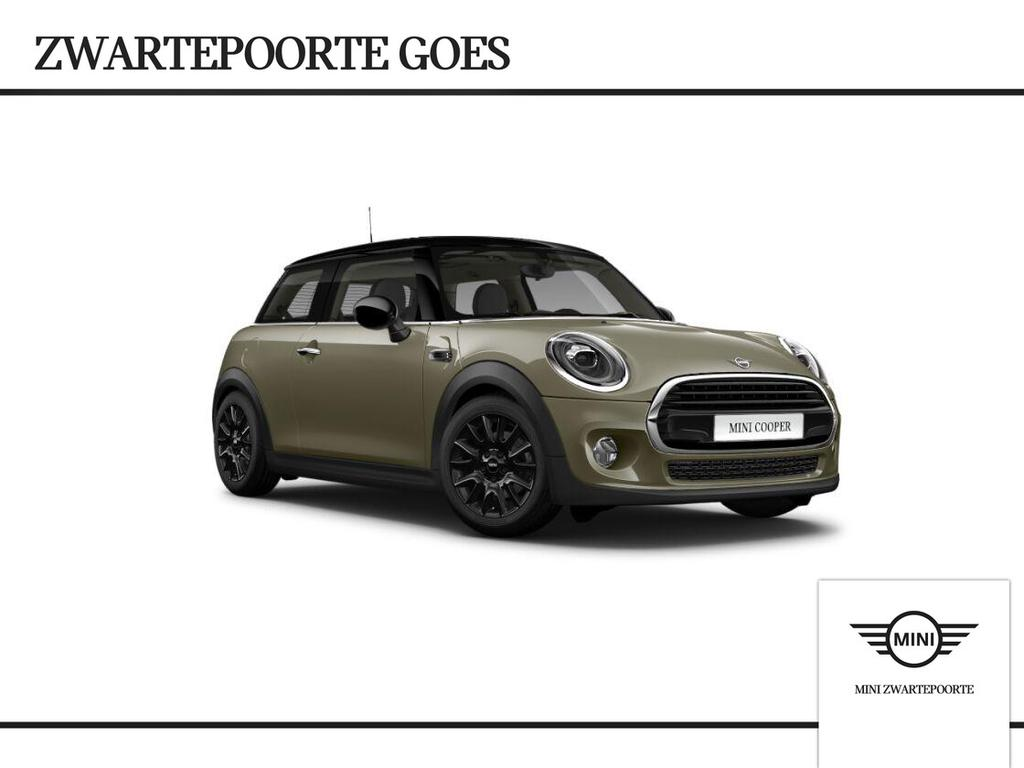 Mini 3-drs 1.5 cooper pepper