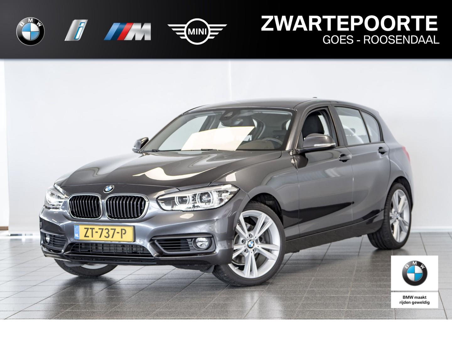 "Bmw 1 serie 120i executive 18""lm - stoelverwarming -  pdc v-a"