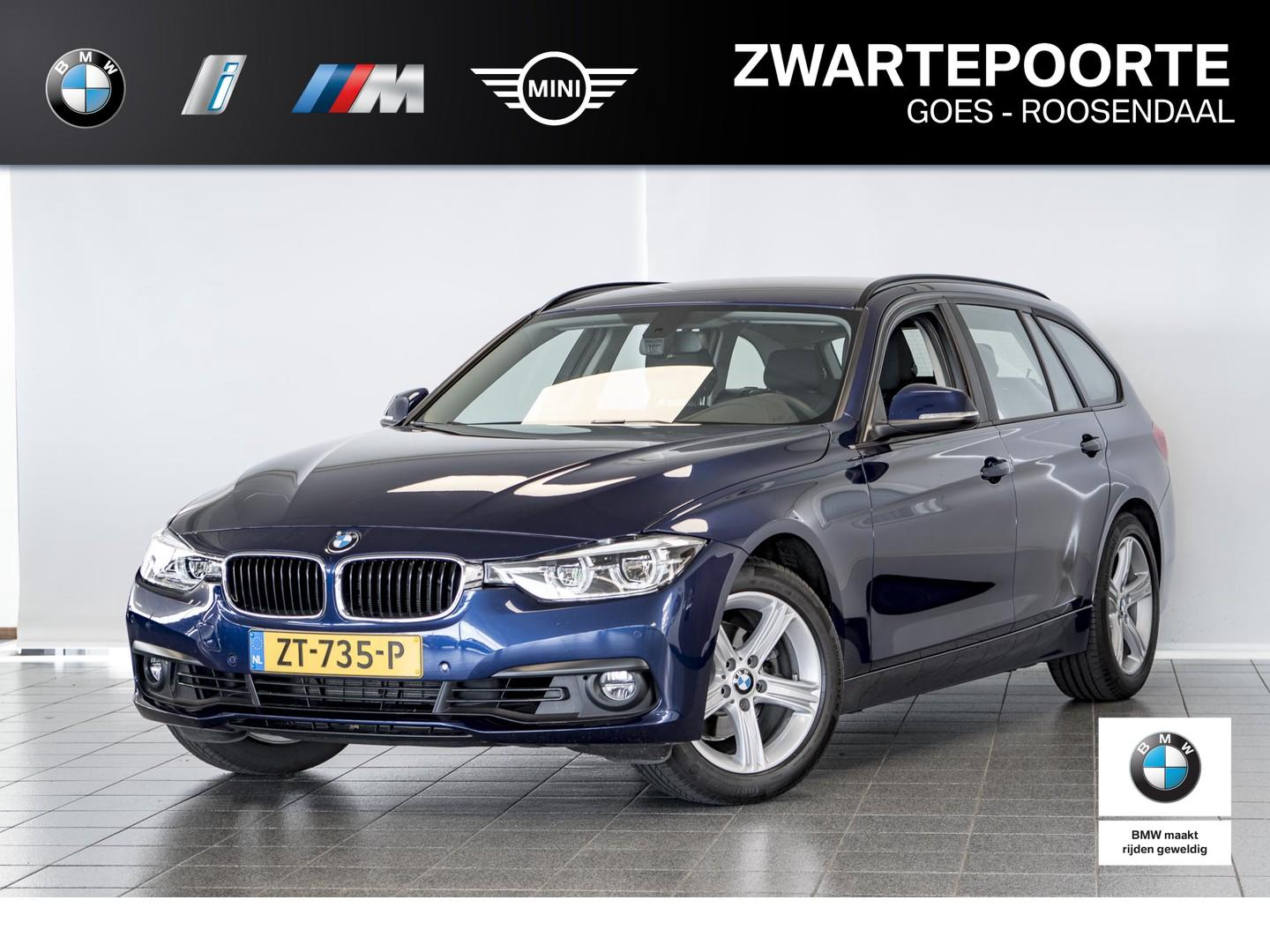 Bmw 3 serie Touring 320i executive - stoelverwarming - hifi