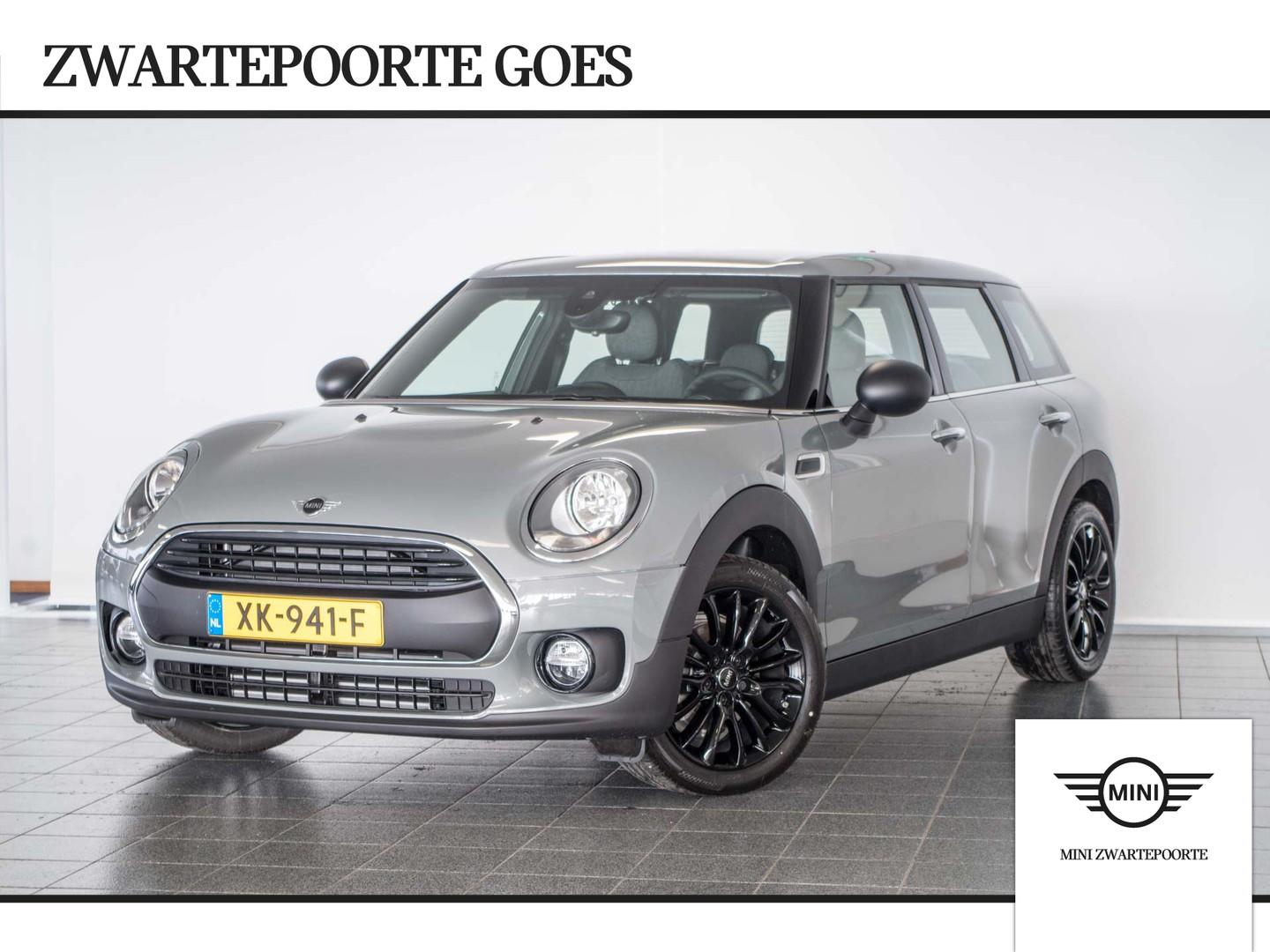 "Mini Clubman 1.5 one - 17"" lm - stoelverwarming"