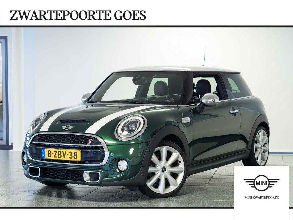 Mini 3-drs 2.0 cooper s chili