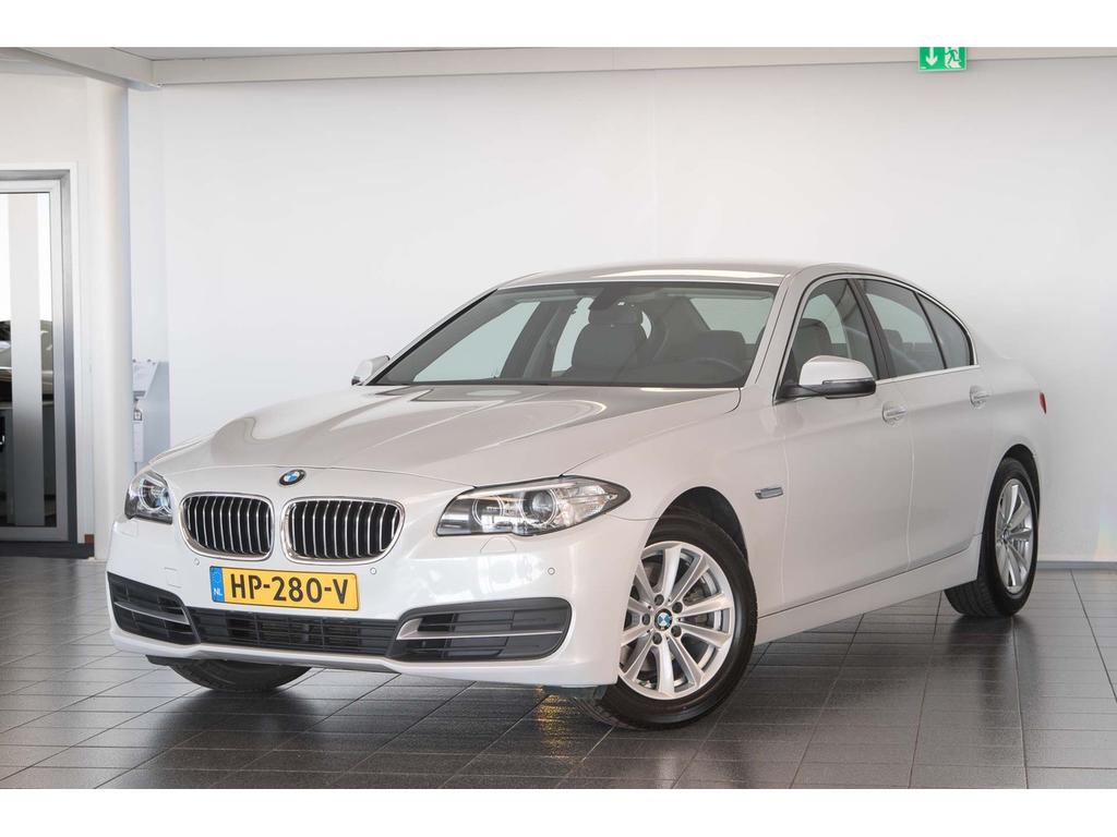 Bmw 5 serie 520d corporate lease high executive