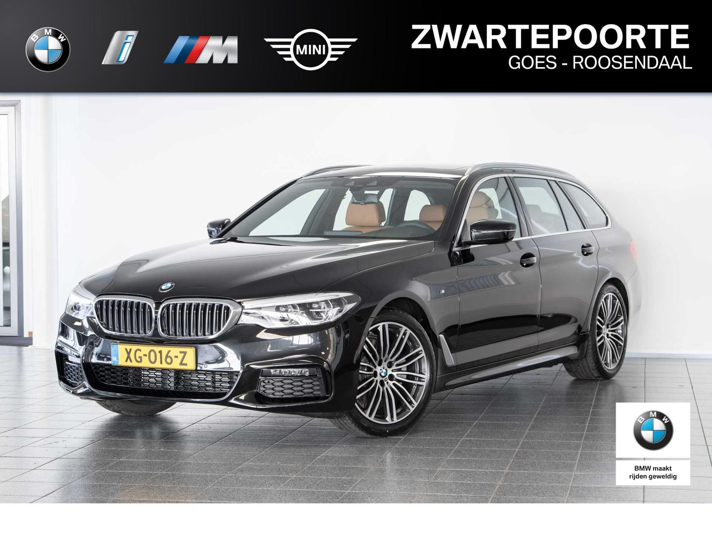 Bmw 5 serie Touring 520d m sport corporate lease