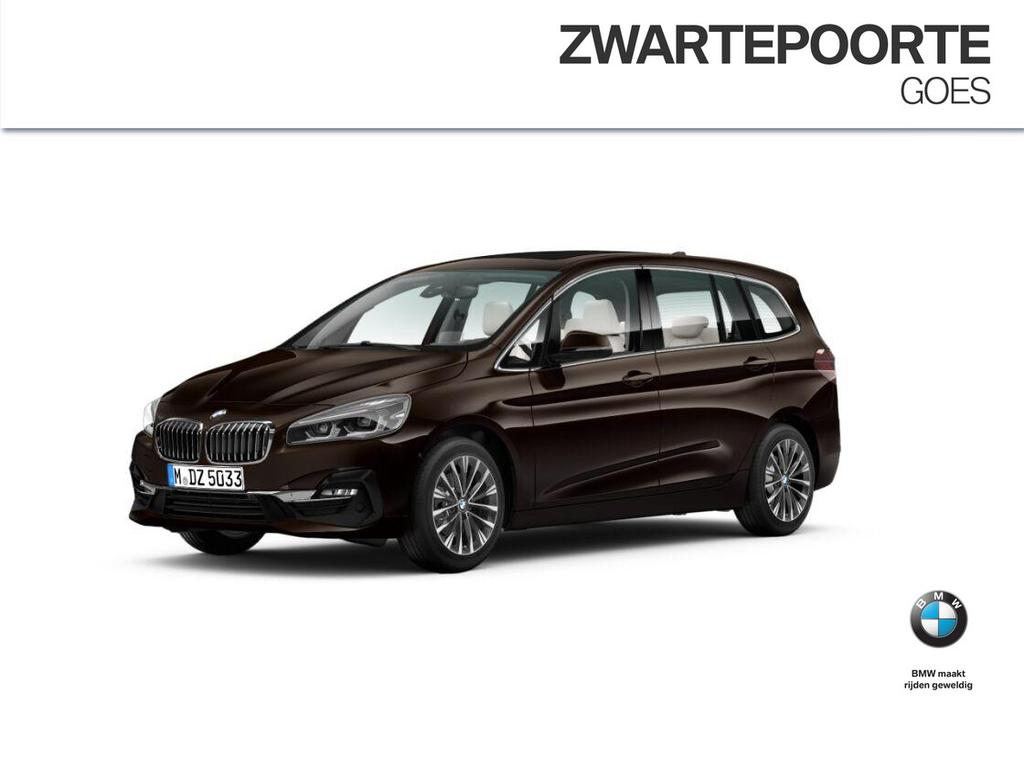 Bmw 2 serie Gran tourer 218i high executive luxury line corporate lease