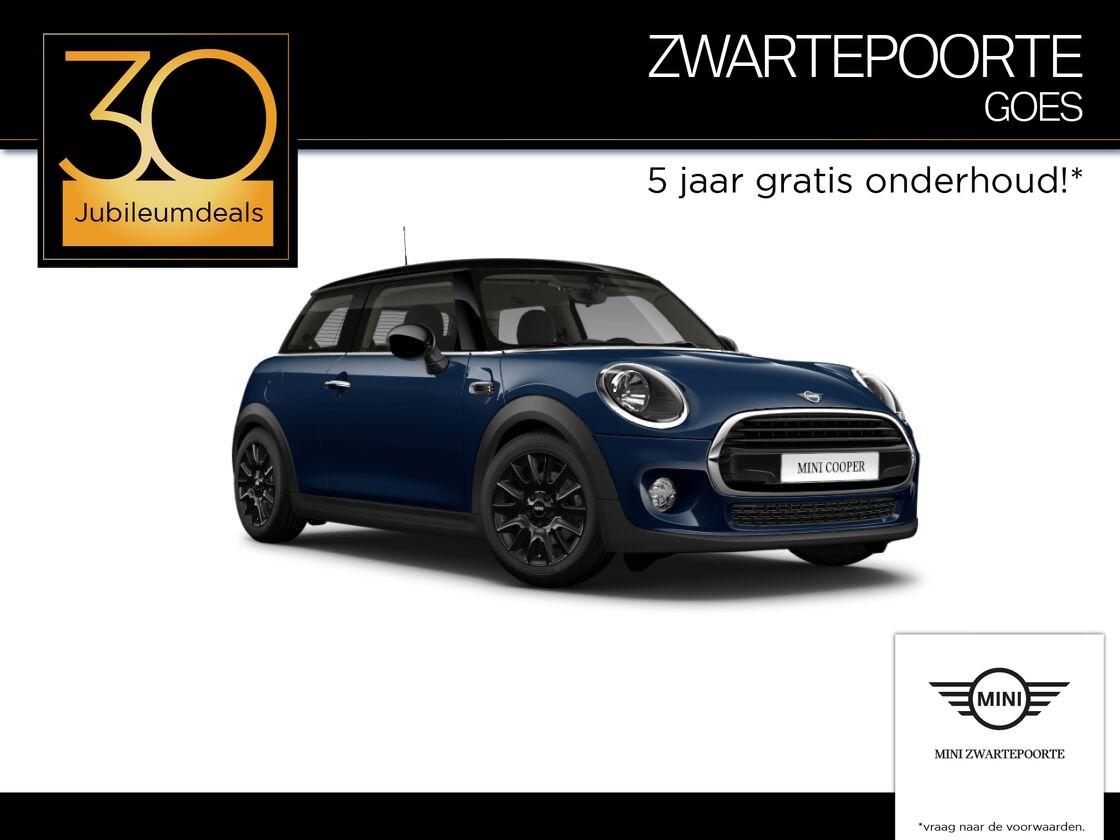 Mini 3-drs 1.5 cooper pepper business