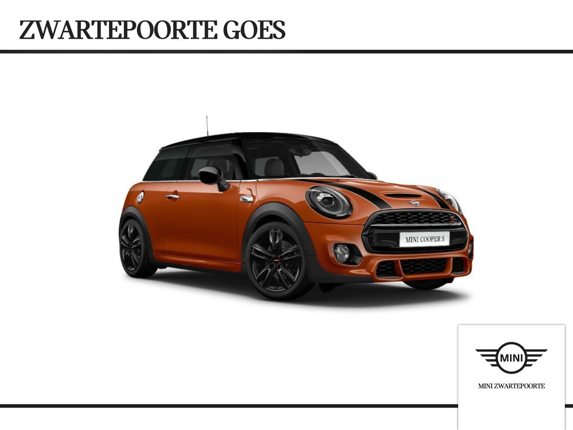 Mini 3-drs 2.0 cooper s knightsbridge edition