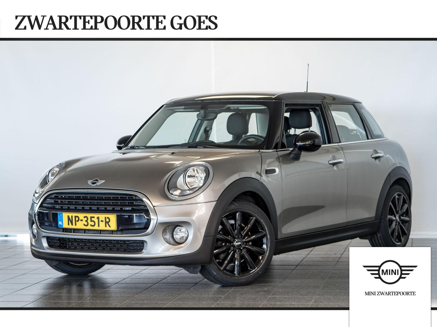 Mini 5 drs 1.5 cooper business