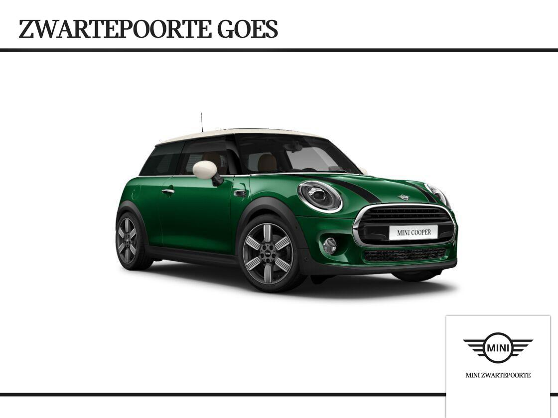 Mini 3-drs 1.5 cooper 60 years edition