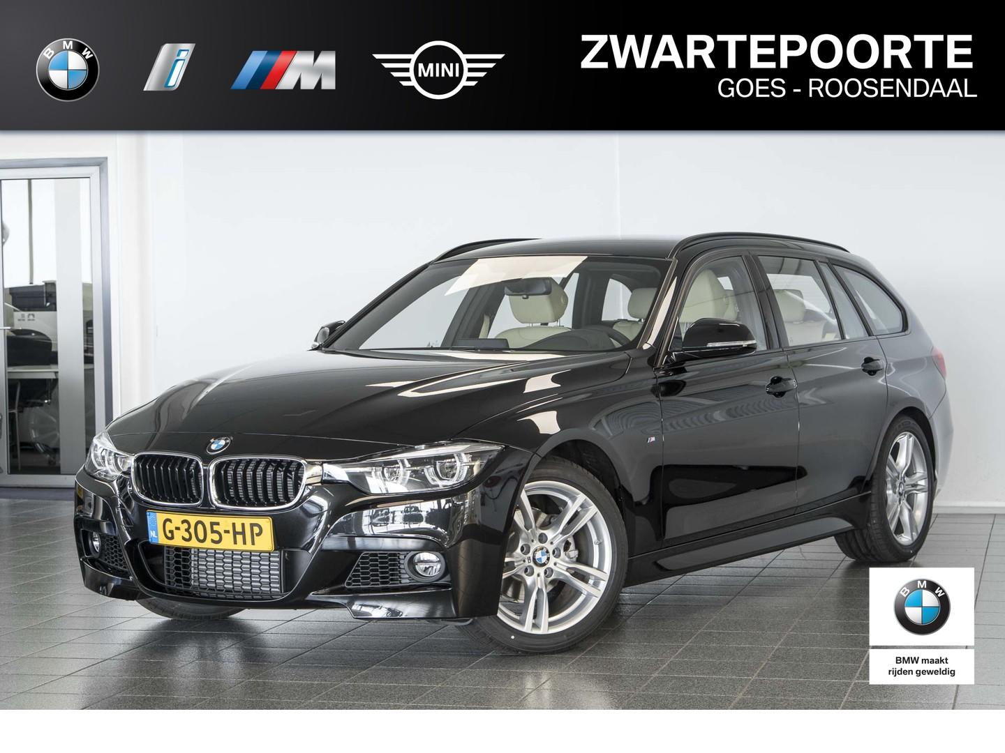 Bmw 3 serie Touring 318i m sport corporate lease - 18'' lm - pdc