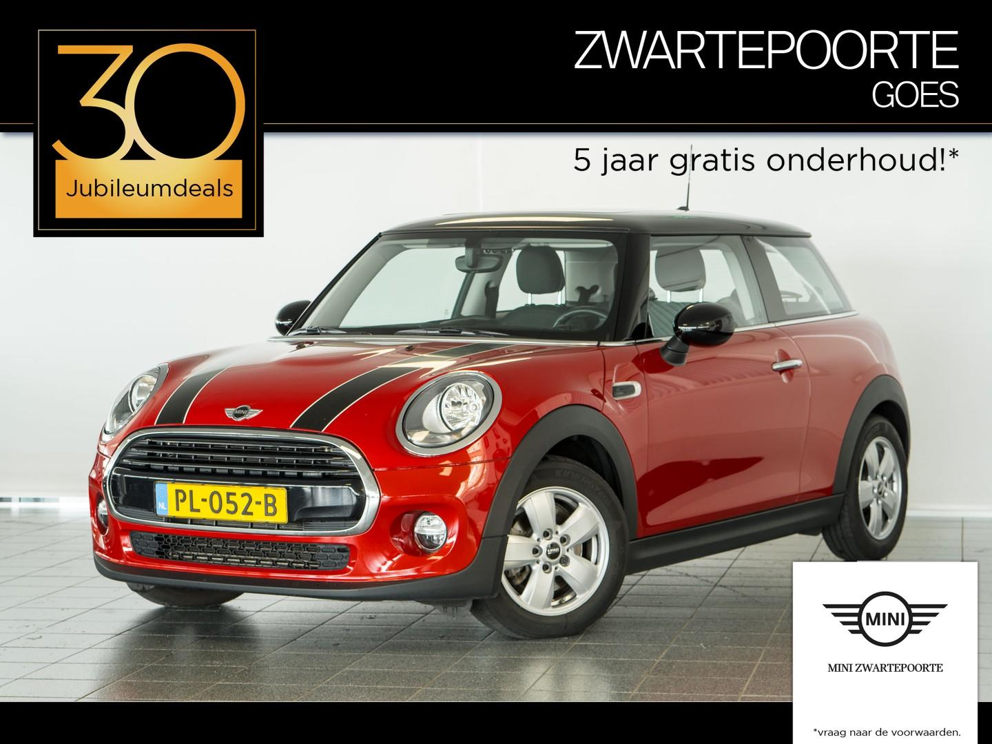 Mini 3-drs 1.5 cooper salt business edition l panoramadak
