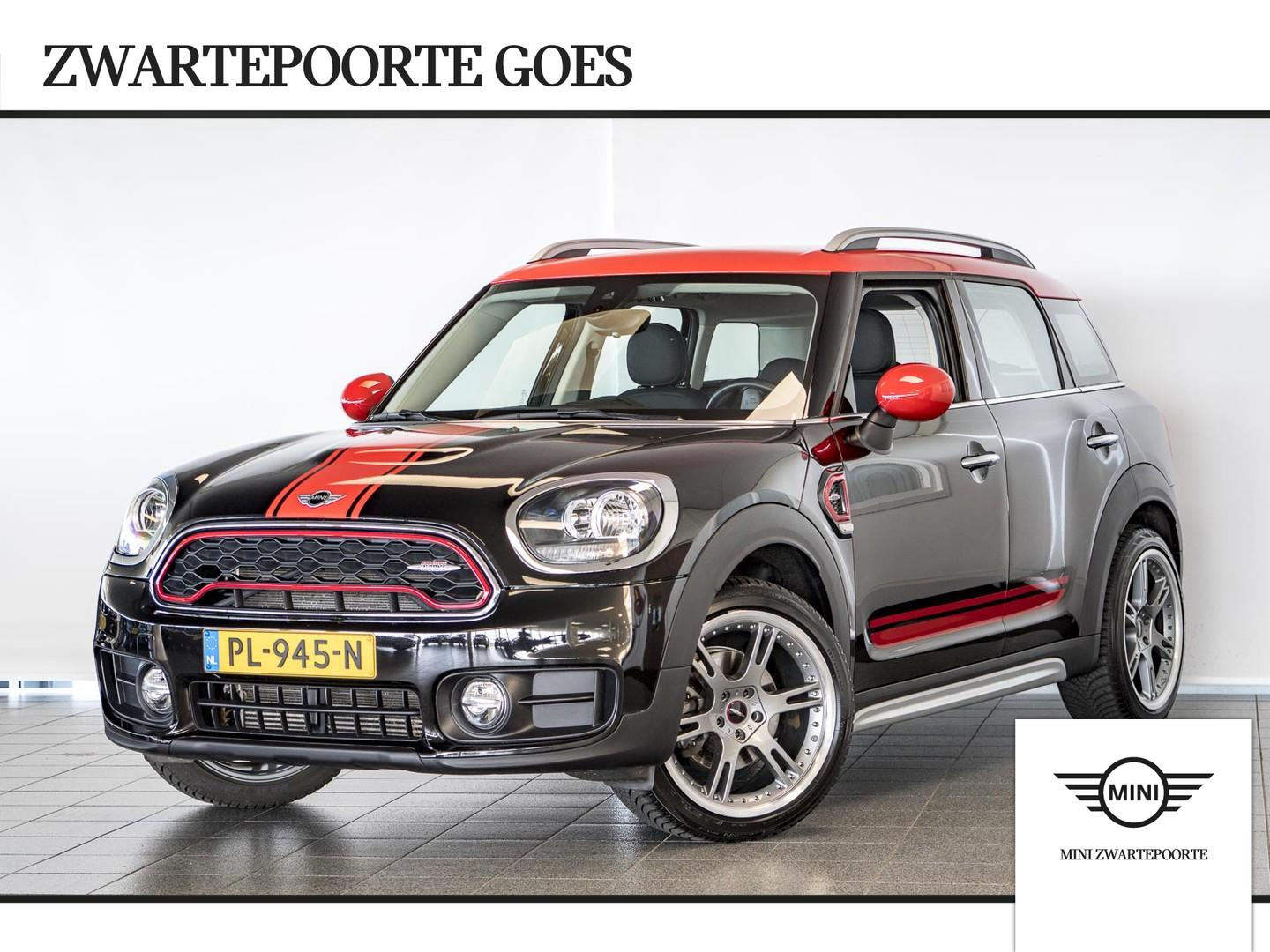 Mini Countryman 1.5 cooper business - jcw look