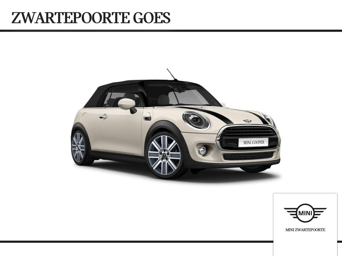 Mini Cabrio 1.5 cooper chili serious business - mini yours trim pakket