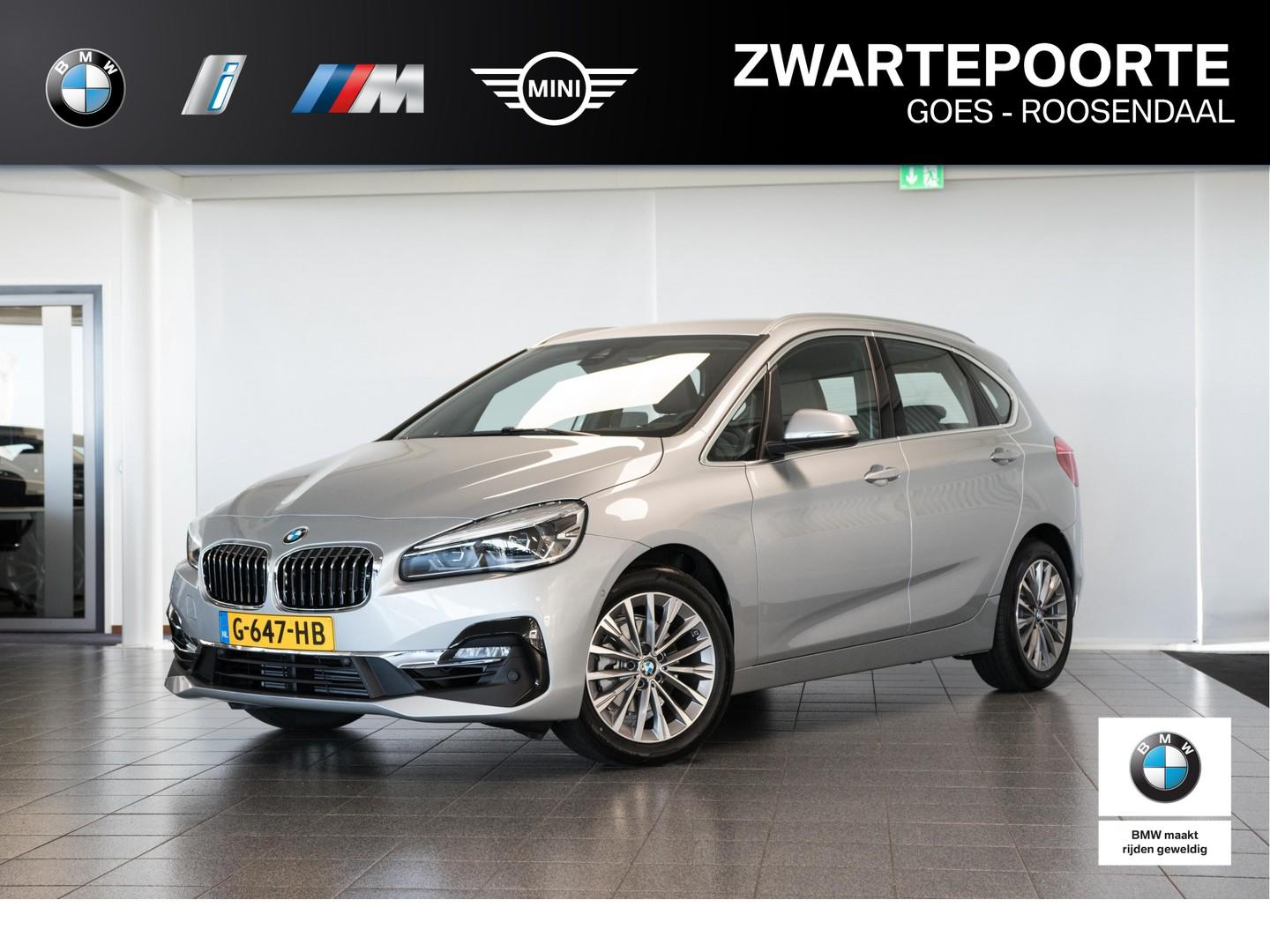 Bmw 2 serie Active tourer 218i high executive - luxury line - pdc voor/achter - headup