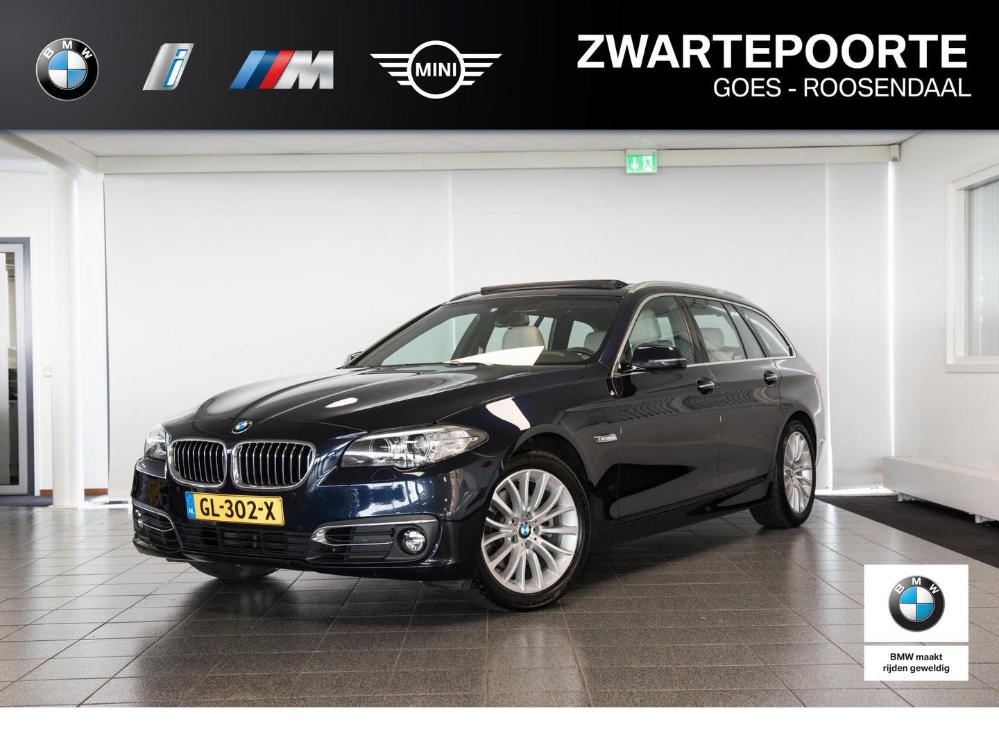 Bmw 5 serie Touring 518d luxury edition