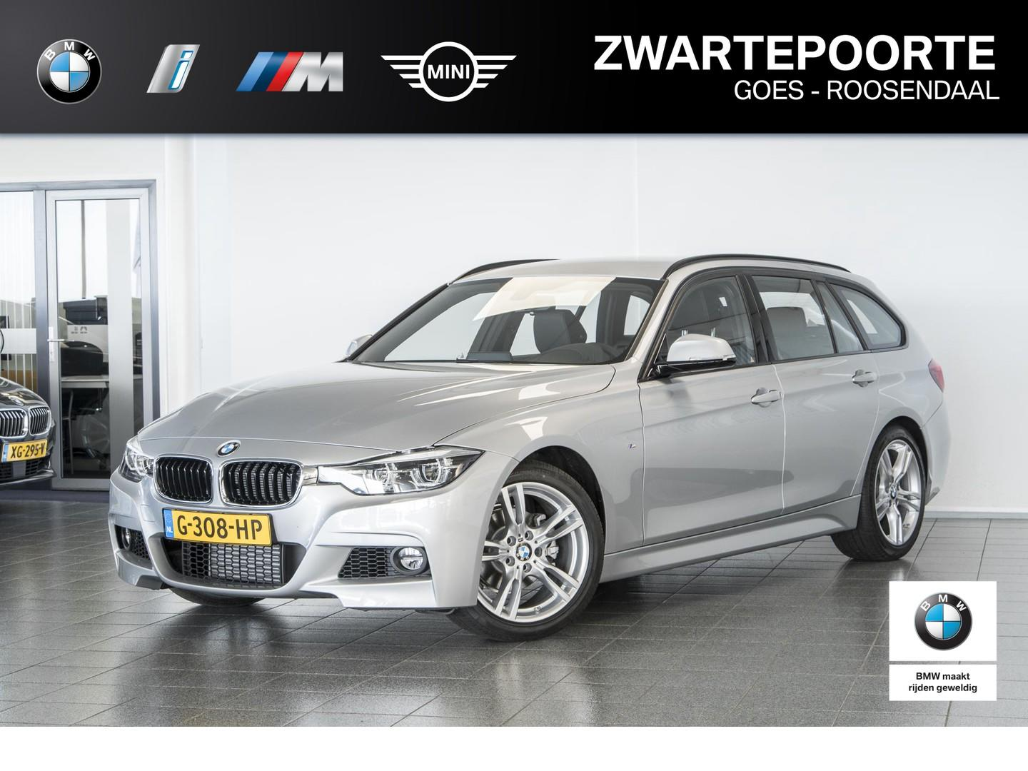 """Bmw 3 serie Touring 318i m sport corporate lease - 18"""" lm - pdc"""