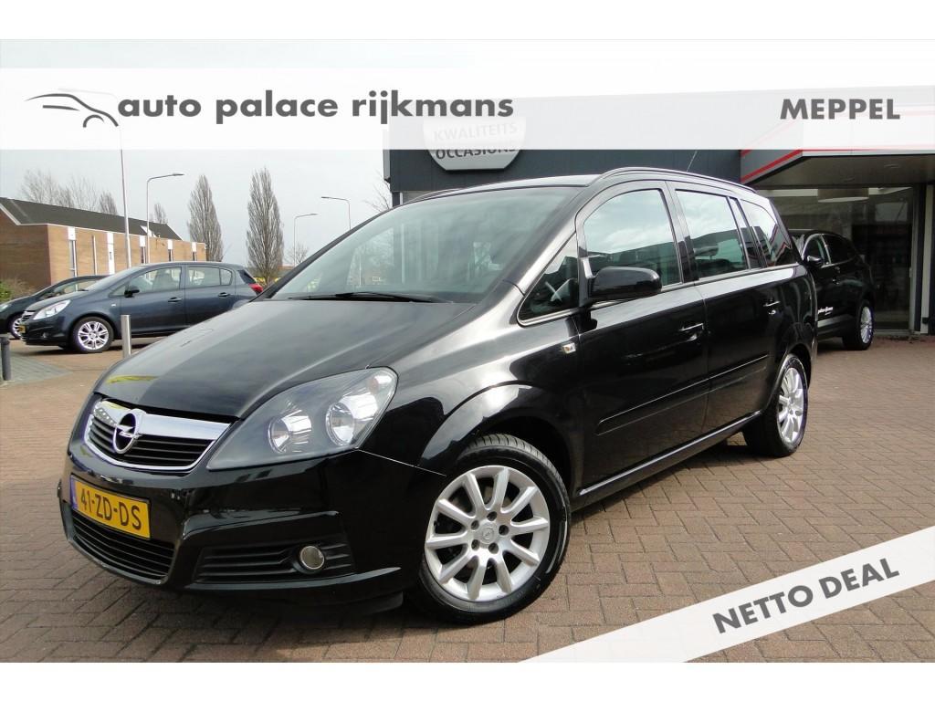 Opel Zafira 1.8 140pk temptation 7-persoons trekhaak
