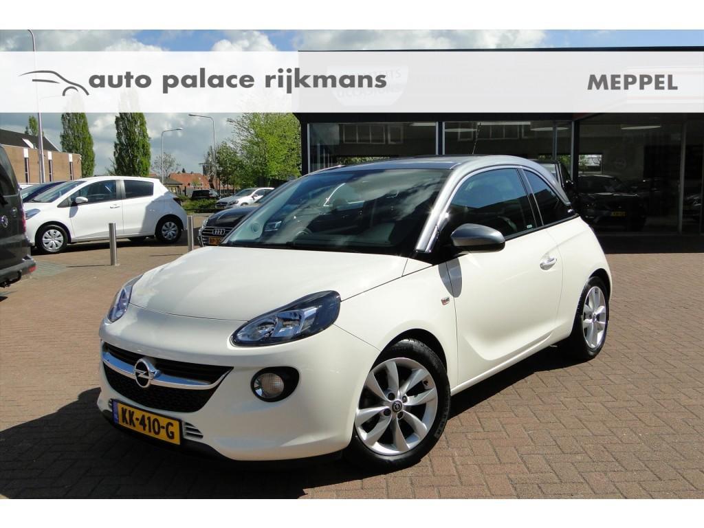 Opel Adam 1.0 turbo (90pk) unlimited intellilink/leer/airco