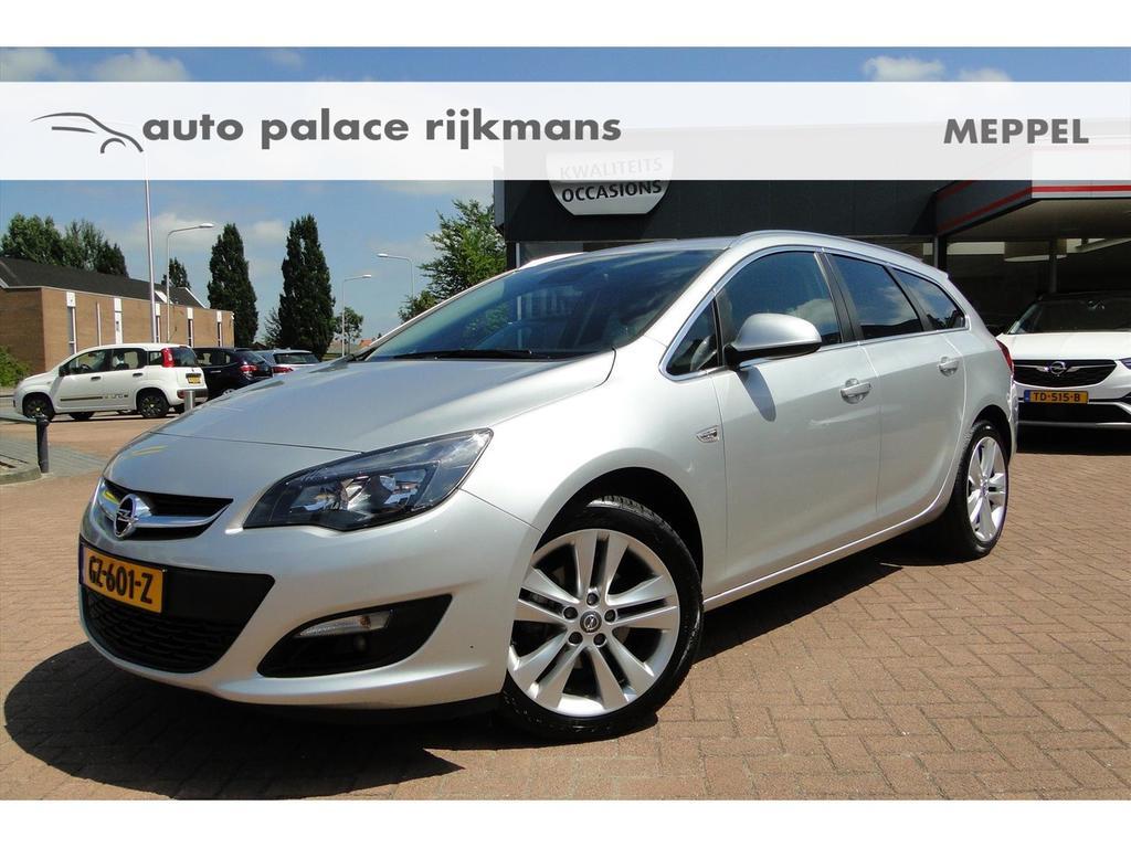 "Opel Astra 1.6 cdti 136pk business+ navi/18""lm-velgen"