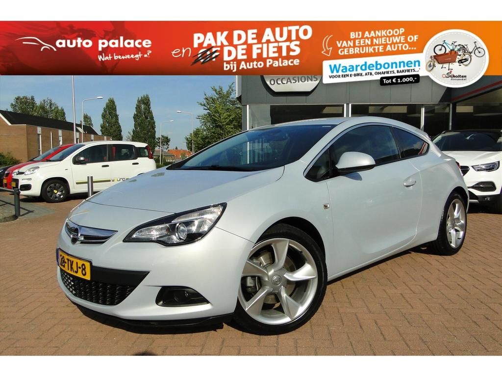 Opel Astra 1.4 t 140pk sport navi/pdc/afn.trekhaak