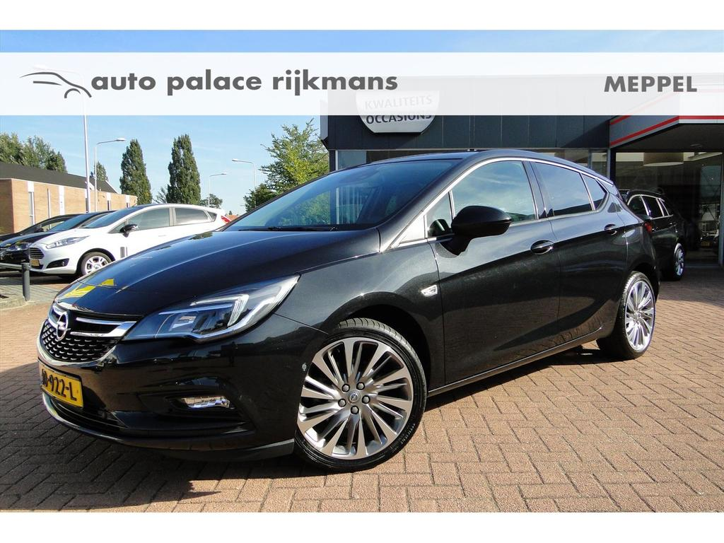 Opel Astra 1.6 cdti 136pk aut innovation navi/agr/trekhaak/camera