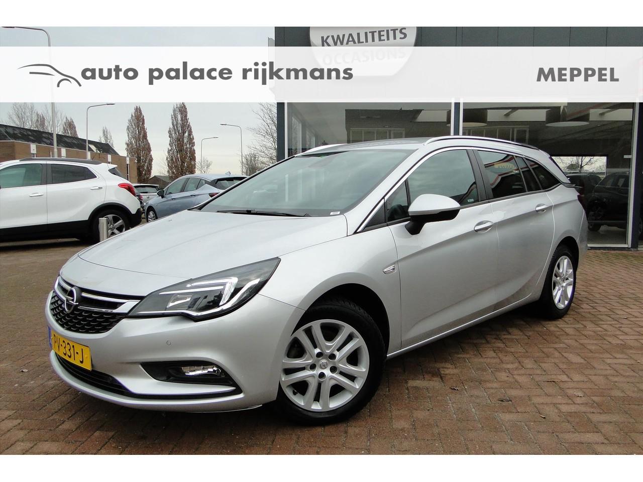 Opel Astra 1.6 cdti 136pk online edition navi/ecc/camera
