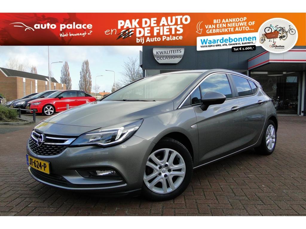 Opel Astra 1.6 cdti 110pk edition navi/trekhaak/agr stoelen