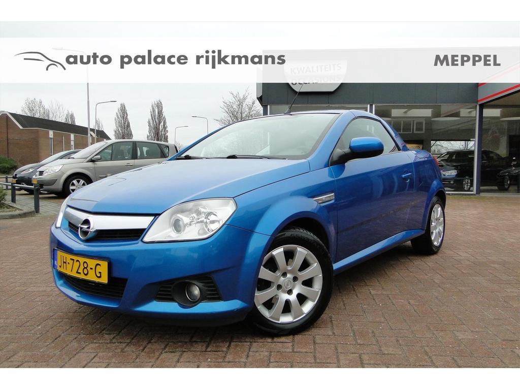 Opel Tigra 1.4 16v twintop enjoy cabrio