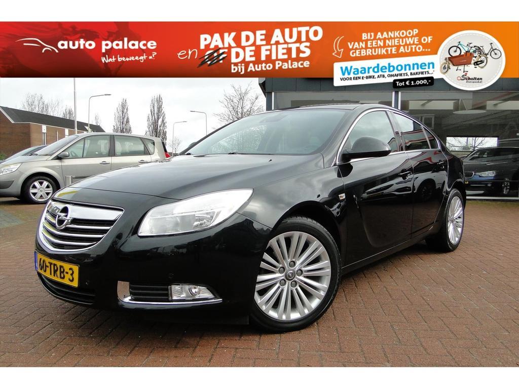 "Opel Insignia 1.4 turbo 140pk 5d bus. edition navi/ecc/2xpdc/18"""