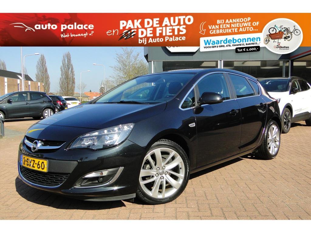 "Opel Astra 1.4 turbo 120pk sport navi/pdc/ecc/agr/18"""