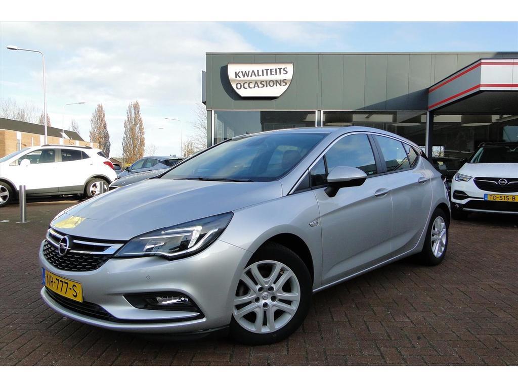 Opel Astra 1.6 cdti 110pk online edition navi/ecc/camera