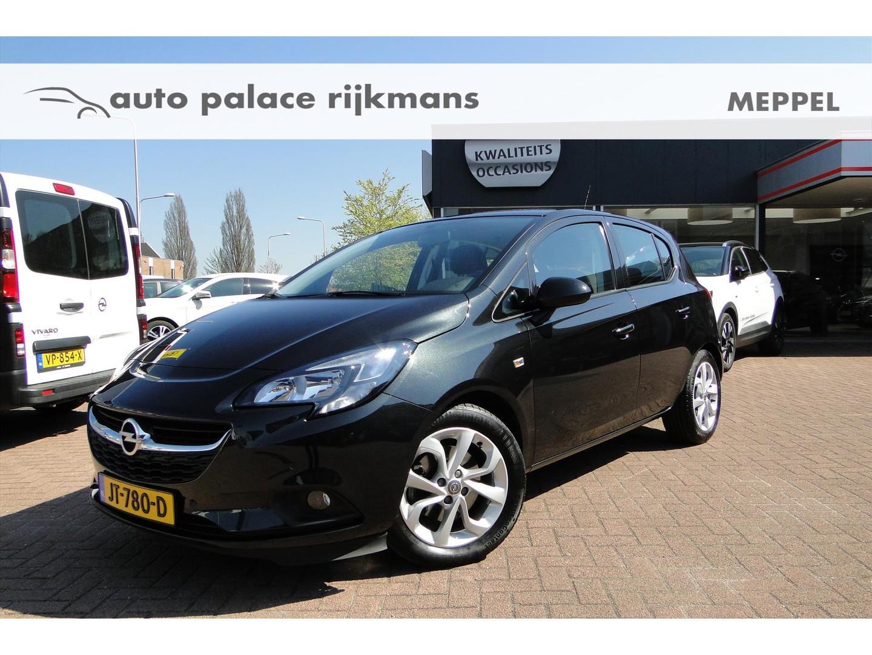 Opel Corsa 1.0 t 90pk 5d edition trekhaak/2xpdc/apple car play