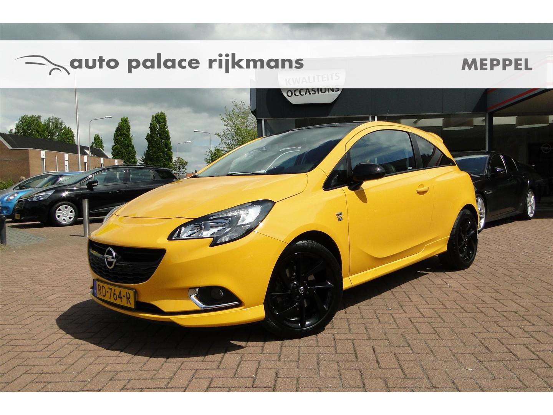 "Opel Corsa 1.0 t 90pk 3d color edition opc-line/pdc/17""/apple car play"