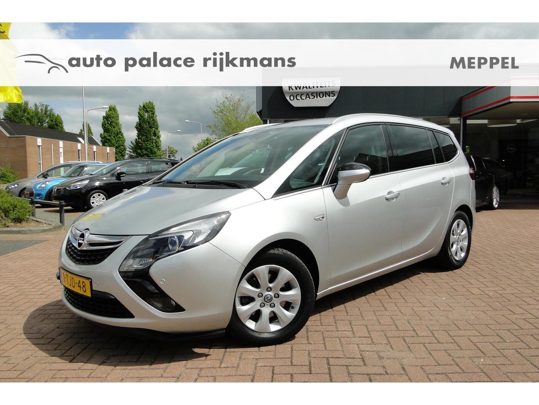 Opel Zafira Tourer 1.4 t 120pk edition navi/trekhaak/pdc