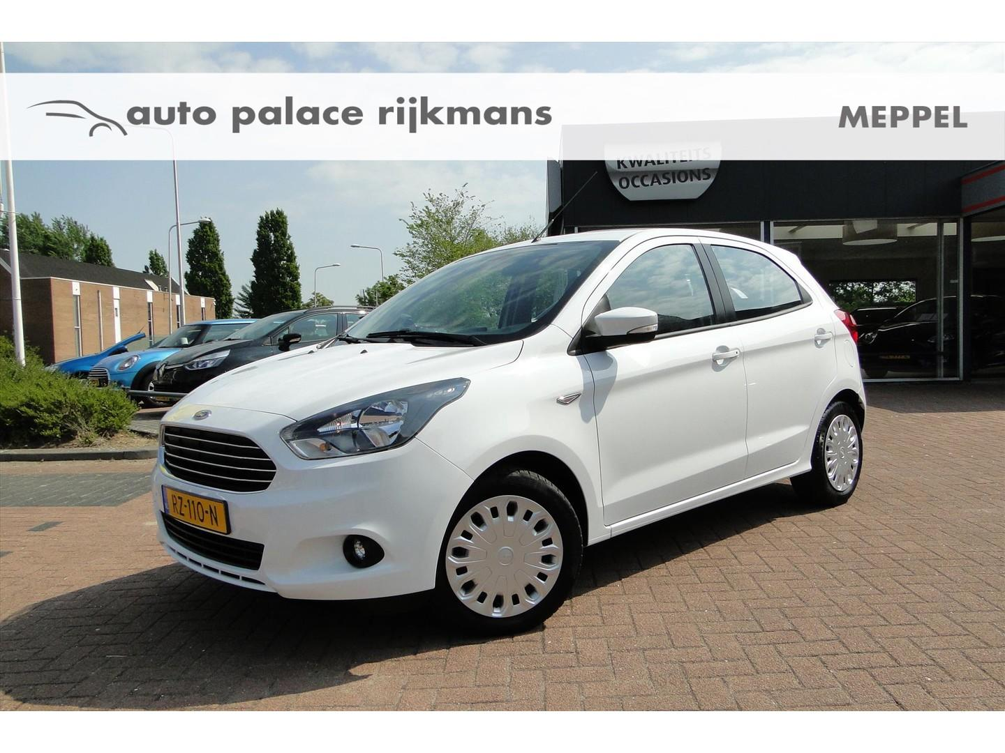 Ford Ka+ 1.2 85pk trend ultimate ac/pdc/bluetooth