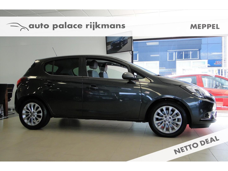 Opel Corsa 1.0 90pk 5d innovation navi/camera/2xpdc/ecc