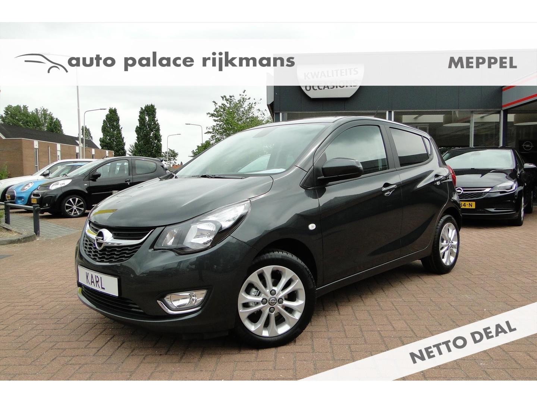 Opel Karl Innovation 1.0 75 pk - navi - lm velg - zeer compleet en zuinig
