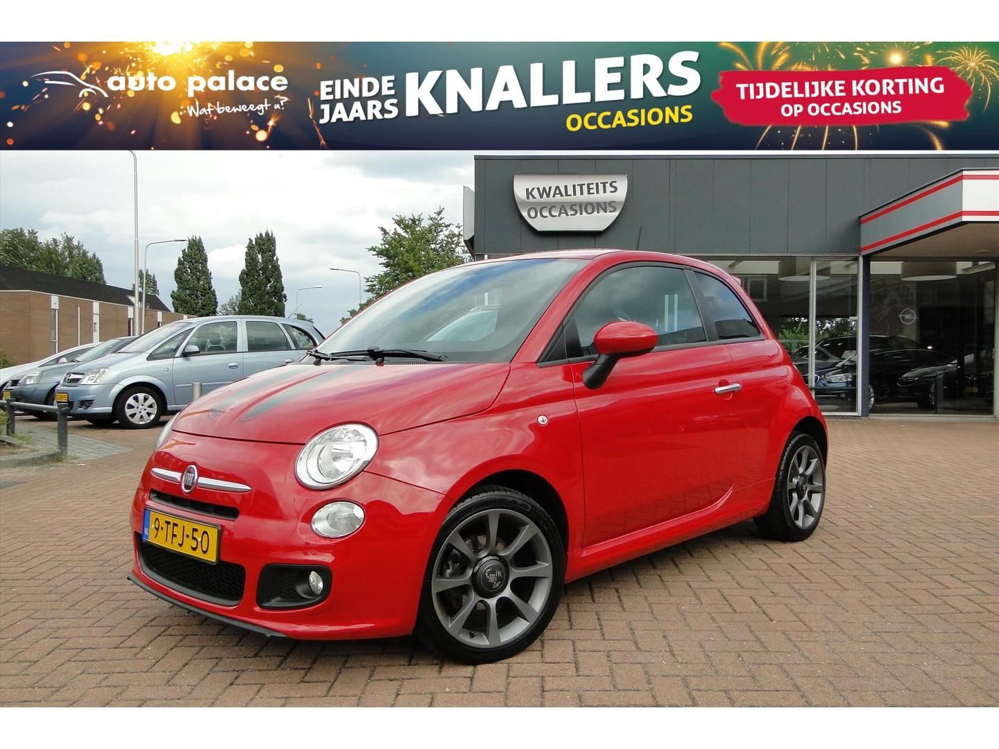 Fiat 500 85pk turbo 500s by abarth