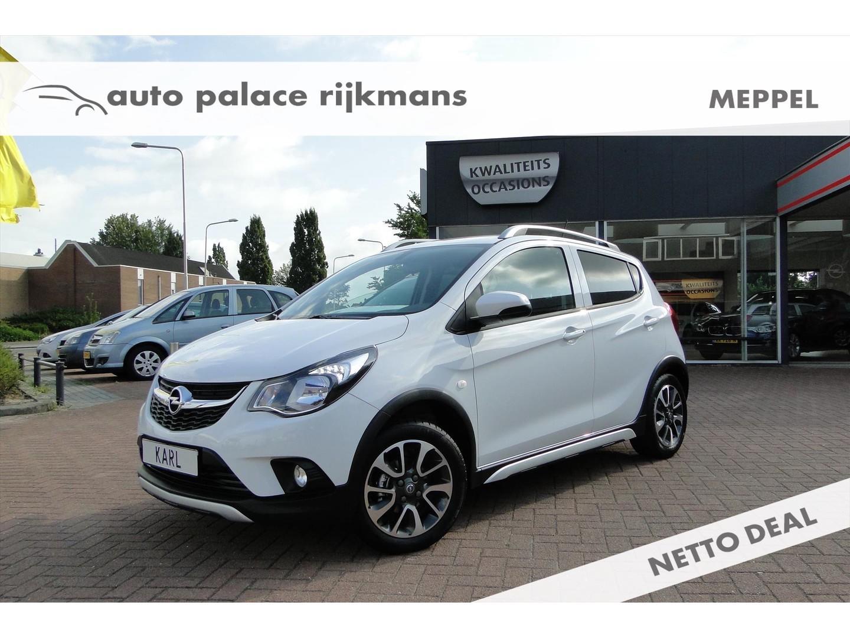 Opel Karl 1.0 start/stop 75pk rocks online edition (nieuw)