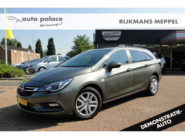 Opel Astra Sports tourer 1.0 turbo 105pk edition navi/ecc (company car)