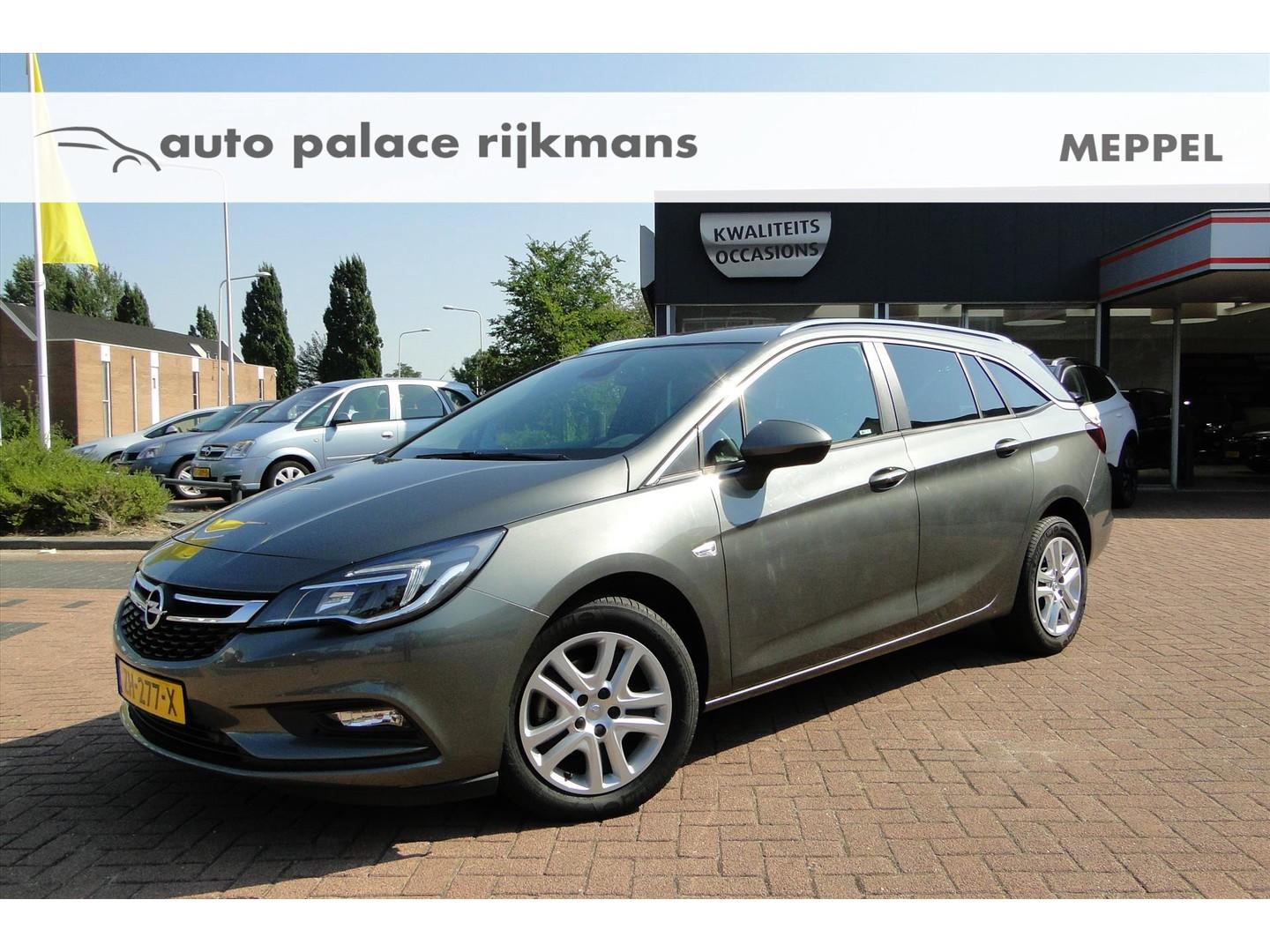 Opel Astra Sports tourer 1.0 turbo 105pk edition navi/ecc (company car)