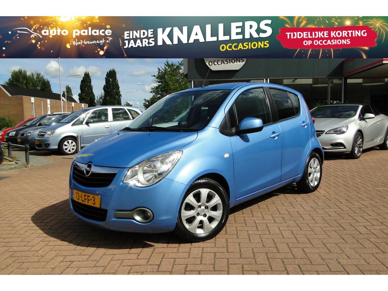 Opel Agila 1.2 16v 63kw edition trekhaak / hoge instap