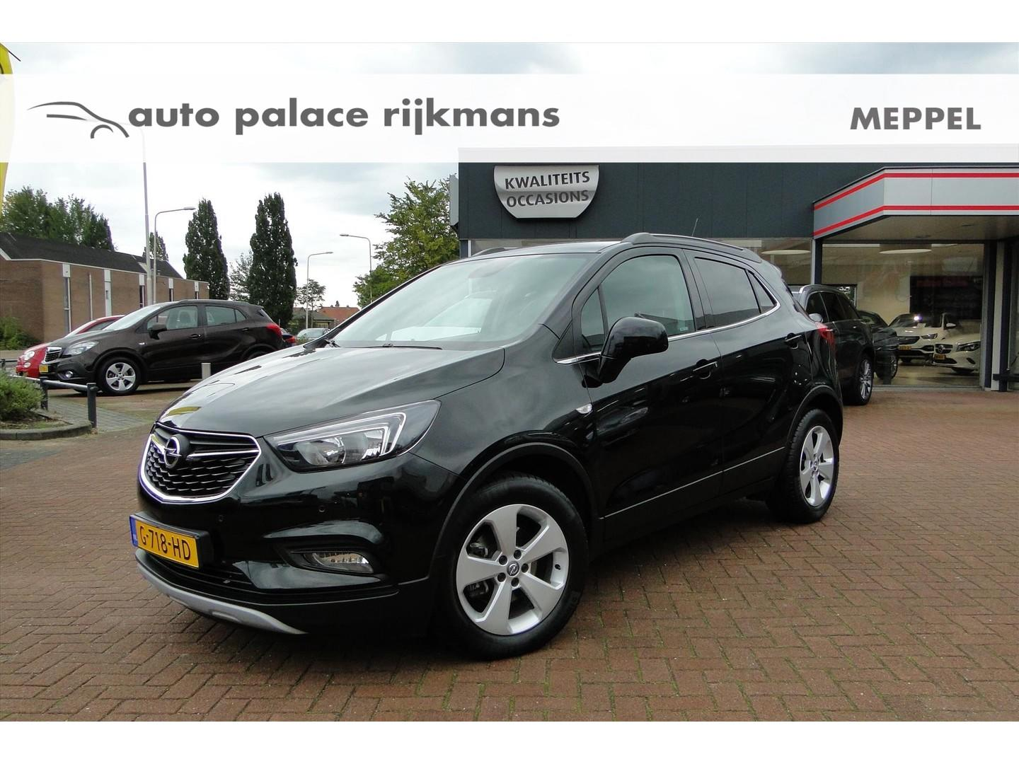 Opel Mokka x 1.4 turbo 140pk innovation navi/camera/leer/agr