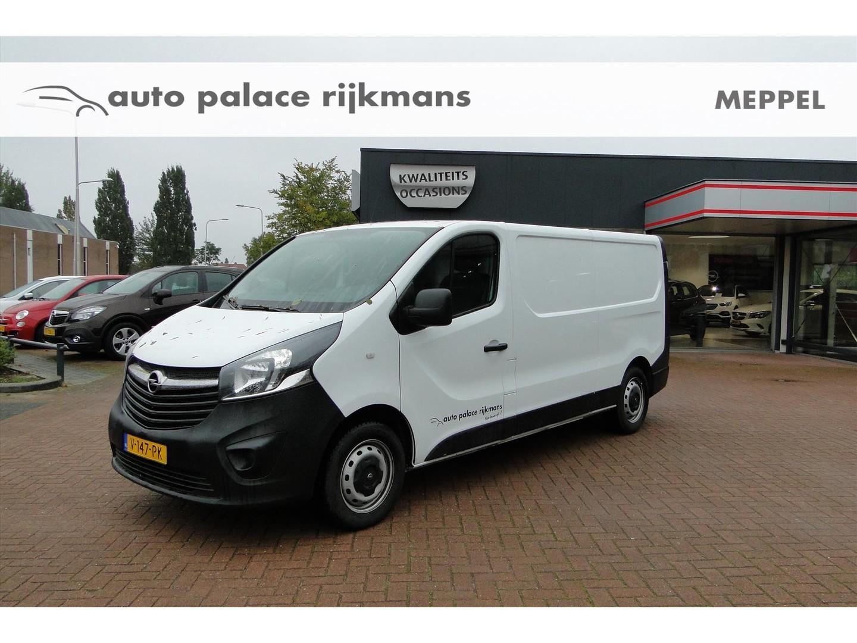 Opel Vivaro Gb 1.6 cdti 95pk l2h1 350/2900 airco/trekhaak