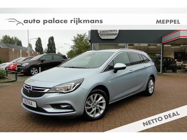Opel Astra Sports tourer bns executive 1.4t 150 pk navi/camera/agr stoelen