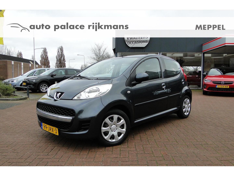 Peugeot 107 1.0 12v 5dr sublime airco/trekhaak