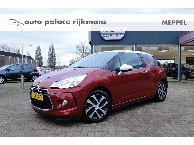 Citroën Ds3 1.6 e-hdi 92pk so chic clima/pdc