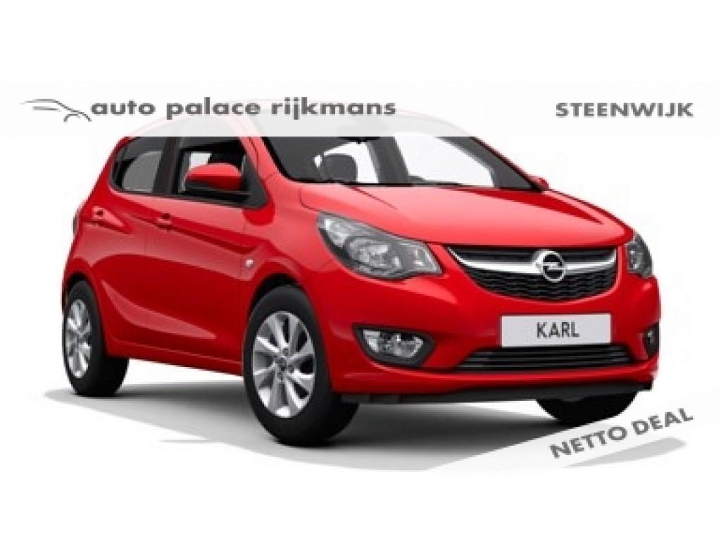 Opel Karl 1.0 ecoflex 75pk innovation (navi)